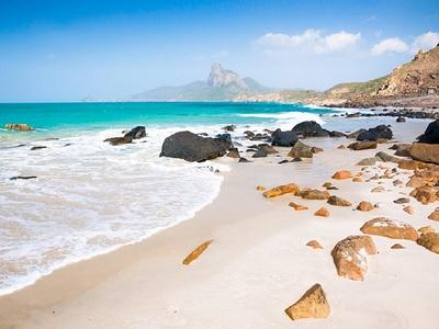 Bãi nhát du lịch côn đảo