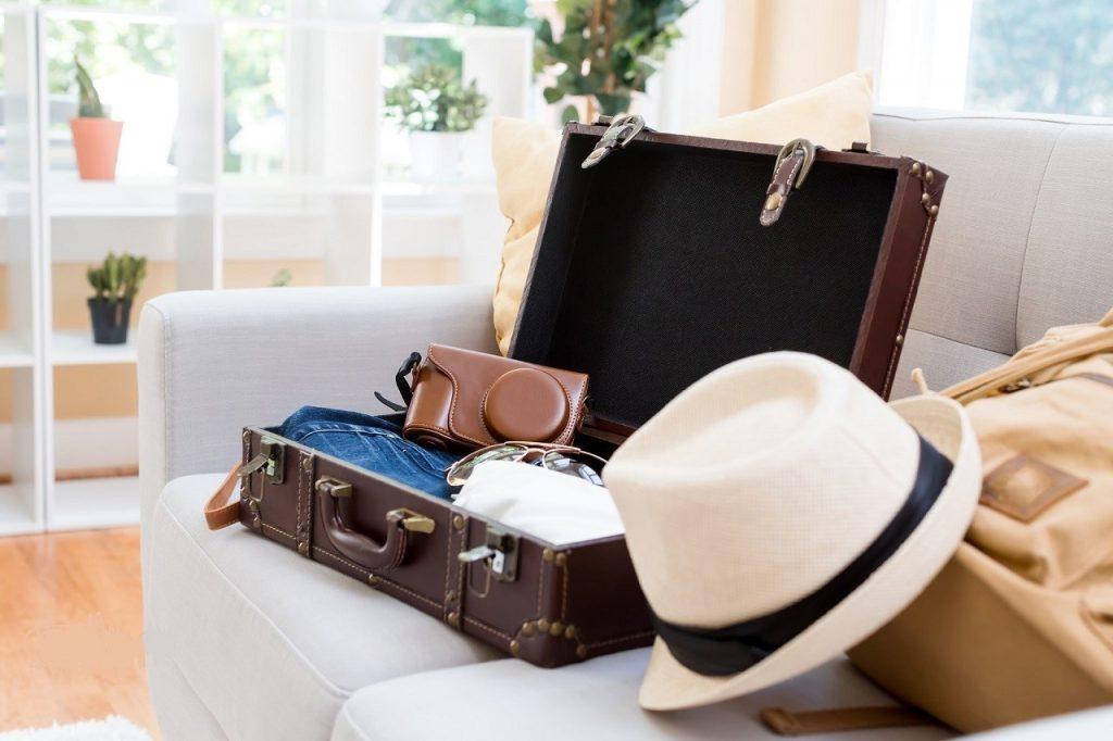 hành lý du lịch thụy sĩ