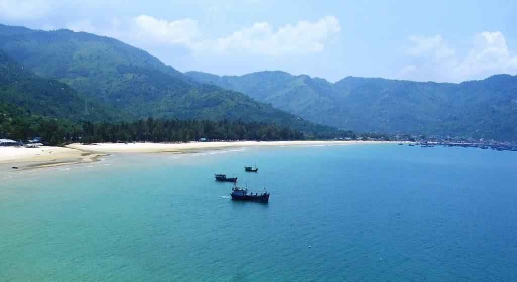 Bãi biển Đại Lãnh - Du lịch Nha Trang