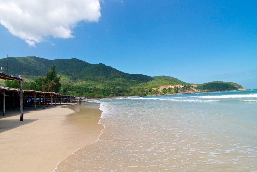 Bãi Dài du lịch Nha Trang