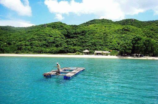 Du lịch Nha Trang - Vịnh Ninh Vân vẻ đẹp hoang sơ thơ mộng