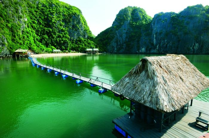 Vịnh Lan Hạ thành phố Hạ Long