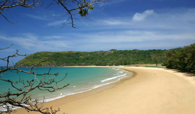 Du lịch Côn Đảo - Bãi Đầm Trầu